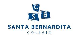 Colegio Santa Bernardita Logo
